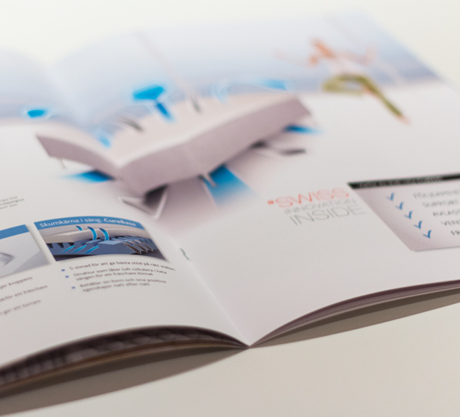 CUREM brochure designs - 2014 & 2015