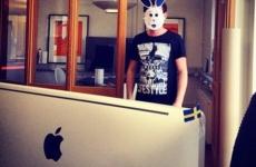 Masking around @ Quid Design Agency