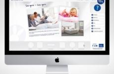 UI/UX, App & webdedign for – Build your bed | Designed sometime in 2013 @ Quid Design Agency