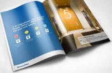 Ahmans I Åhus branding & brochure design | Designed sometime in 2012 @ Quid Design Agency