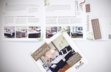 Brochure/ catalogue layout & graphic design for beds; showcasing their range of products   Designed sometime in 2014 with and @ Quid Design Agency