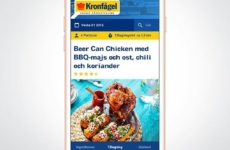UI/UX wire-framing,  layout and screen designs – Kronfågel QR web & mobile UI & UX layout designs. Designed sometime in 2012 @ Quid Design Agency