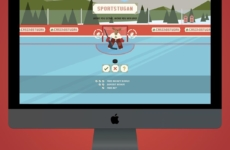 """Shootout Game UX / UI"" – Casinostugan Icehocky shoot out game overview for the Daily Challenge Game. UX / UI , Layout , Branding, prototyping and Animation designs for responsive Web, Mobile & App. 