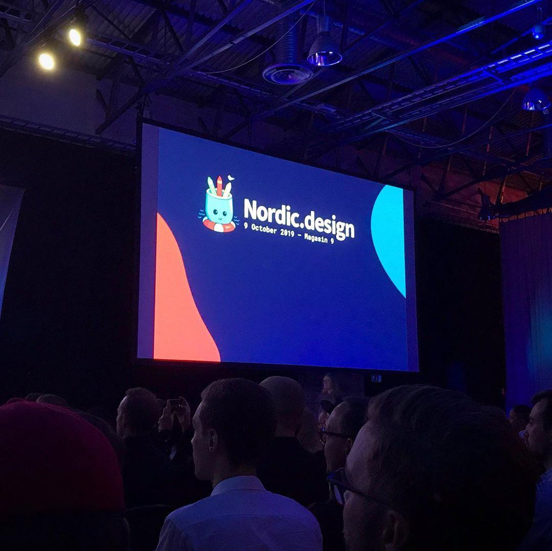 Nordic Design 2019.design🇸🇪