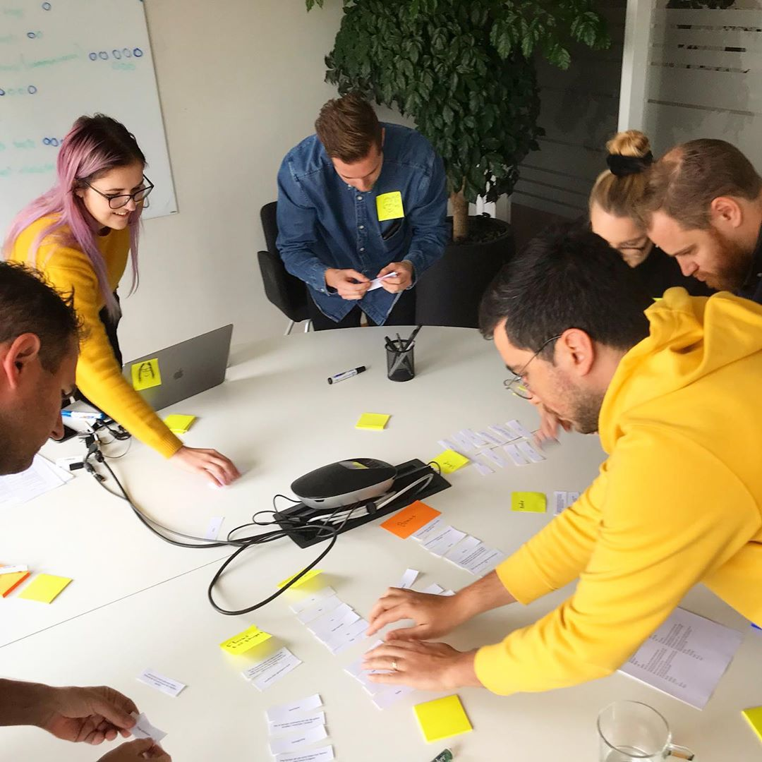 UX Research workshop @wearecomeon